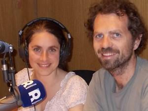 Melanie and Tristan